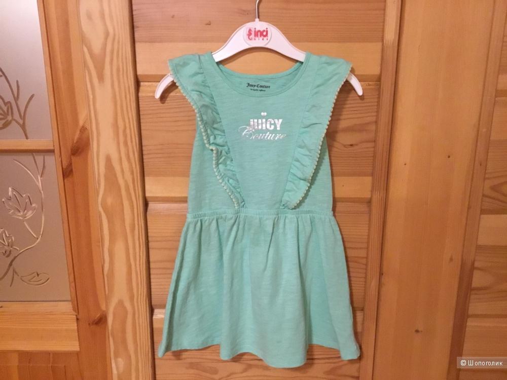 Платье Juicy Couture p.4Т