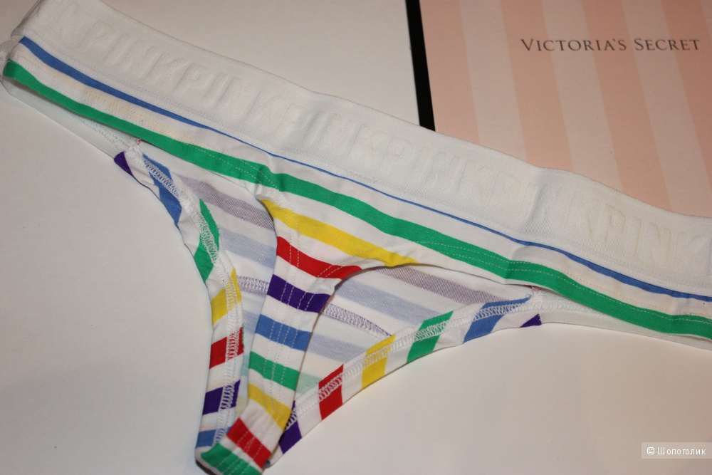 Трусики Pink от Victoria's Secret, S (44) ОБ до 98 см
