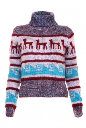 Шерстяной свитер Style Track, размер S
