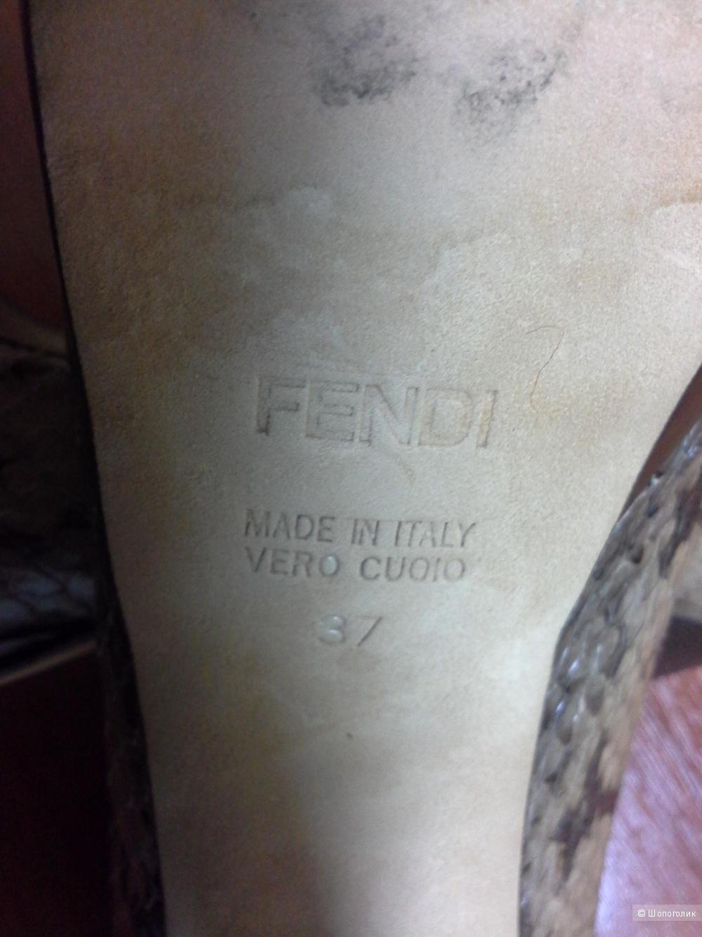 Туфли Fendi,  размер 37.
