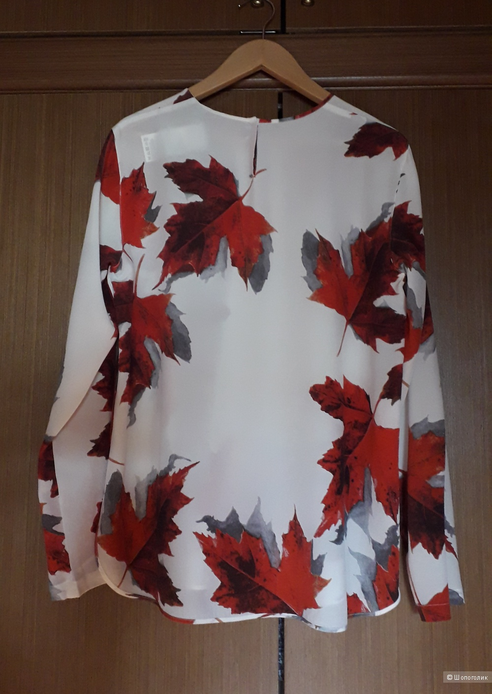 Блузка SPORTMAX by MAX MARA, размер 40it (42-44, 44  рус)