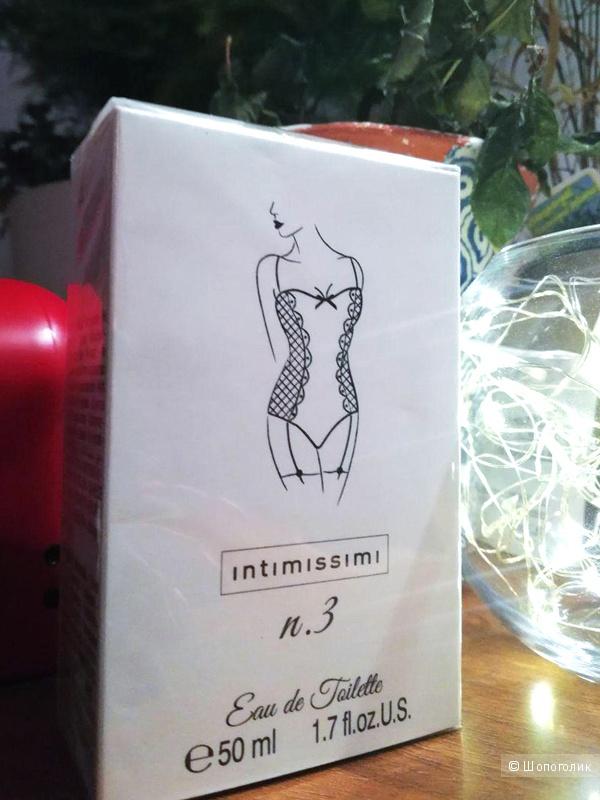 Туалетная вода Intimissimi №3