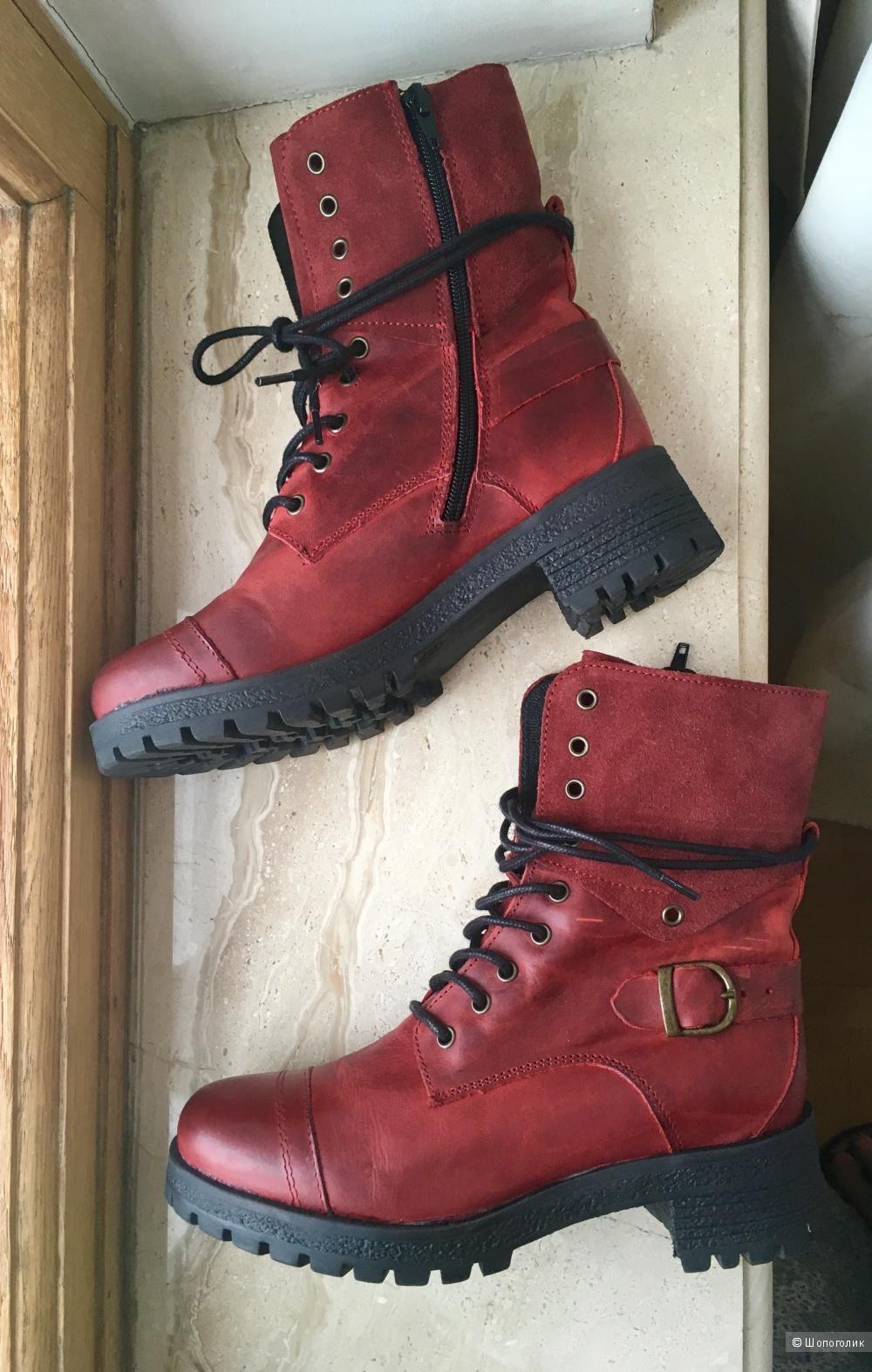 Зимние ботинки El Tempo, 37,5-38
