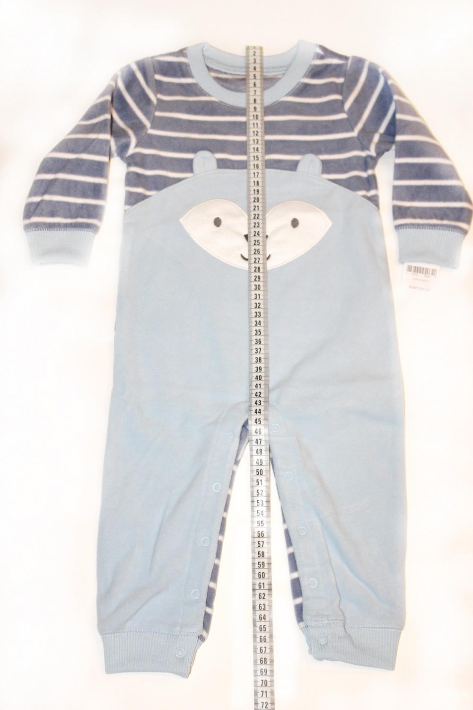 Флисовый комбинезон Carters, размер 18 м (76 - 81 см)
