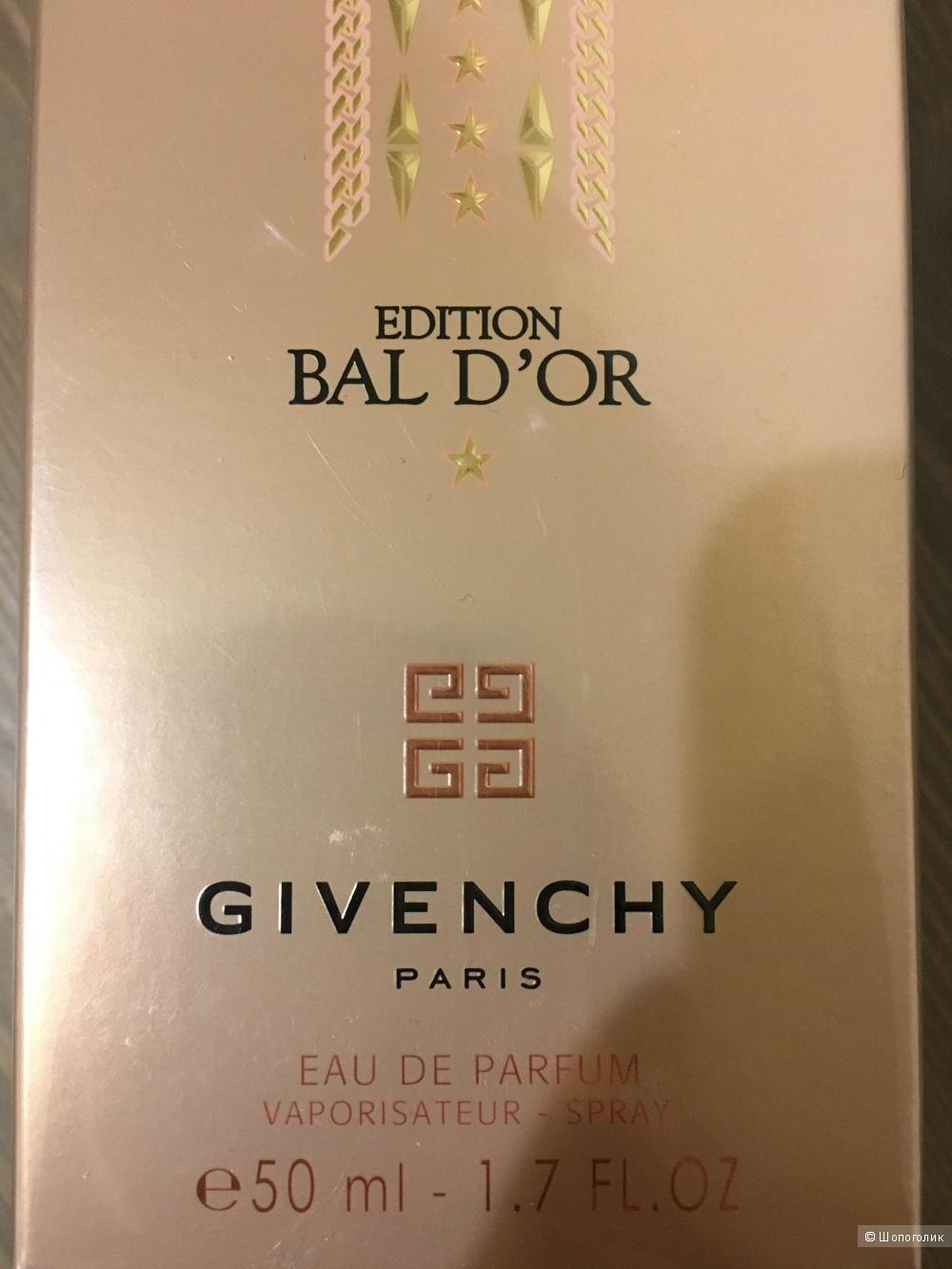 Лимитка Givenchy Ange ou Demon Le Secret EDP, 50 мл