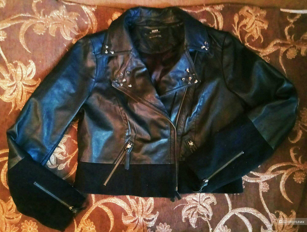 Куртка косуха с шипами Mexx Metropolitan 46/48 размер