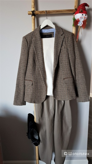 Пиджак Zara 44-46rus.