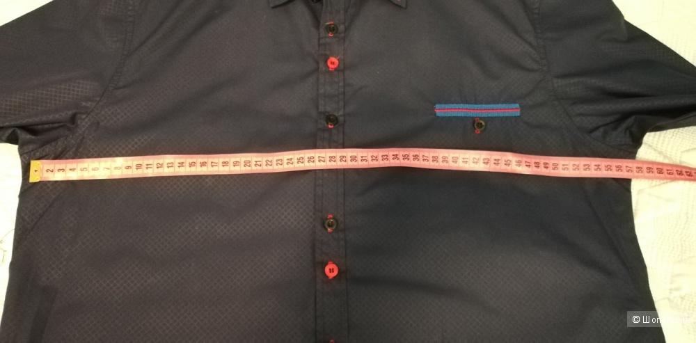 Мужская рубашка Jeansian (Размер M-L)