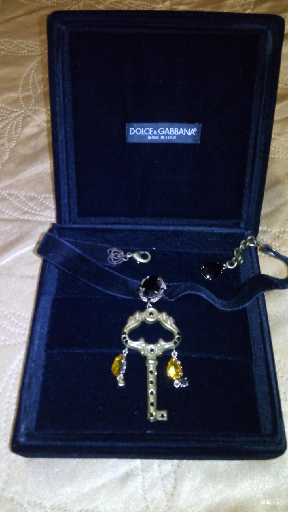 Чокер Dolce&Gabbana