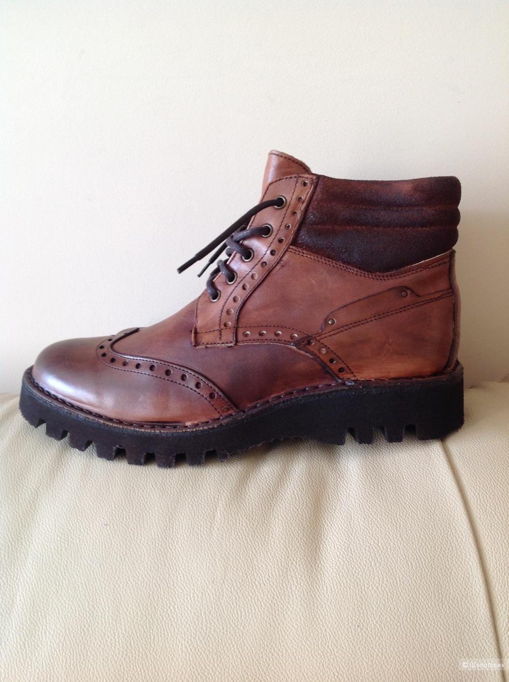 Ботинки Andrea Morelli, размер 44