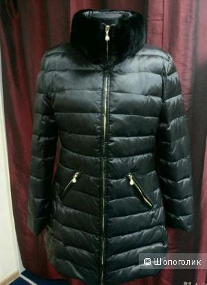 Пуховое пальто  , 44 размер
