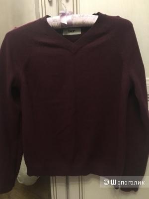 Кашемировый пуловер BZR XS