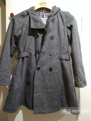 Пальто wheat размер 10 лет