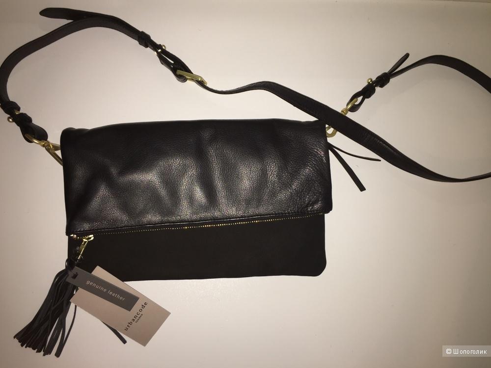 Кожаная сумка Urbancode