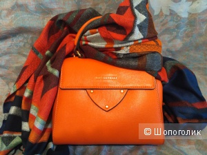 Набор сумка COCCINELLE и платок