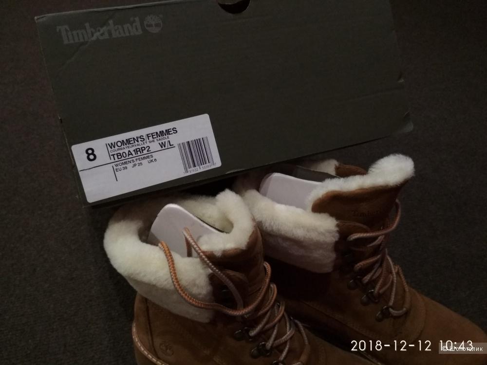 Ботинки Timberland Valley Размер Us8