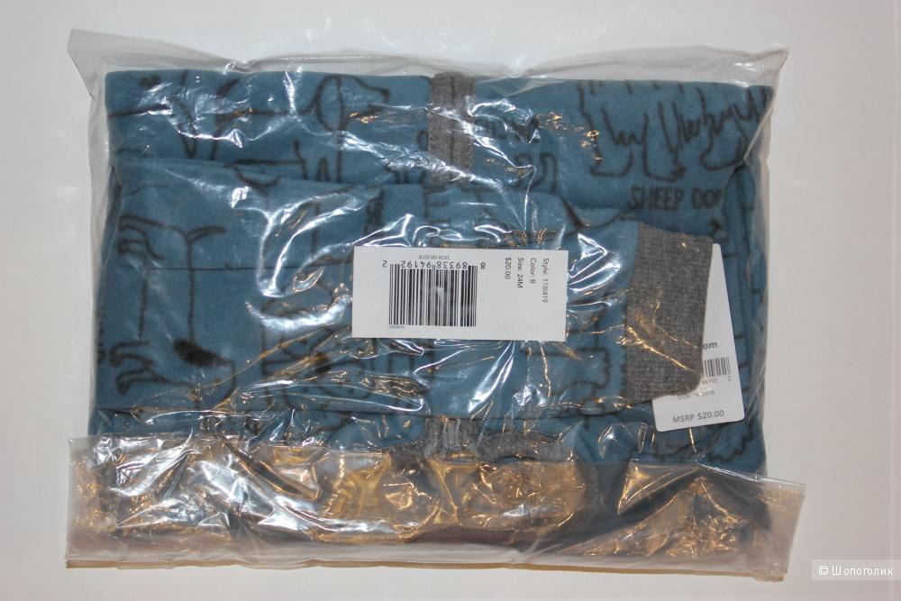 Флисовый комбинезон Carters, размер 24 м (81 - 86 см)