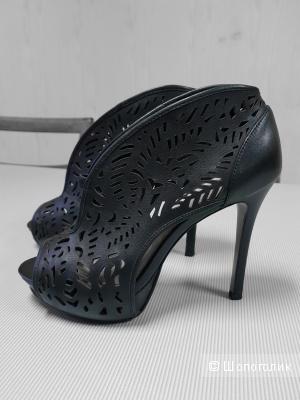Туфли кожаные  Mascotte 37 размер, стелька 24 см.