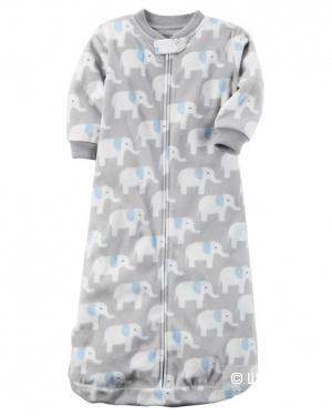 Флисовый мешочек для сна Carter's , размер S
