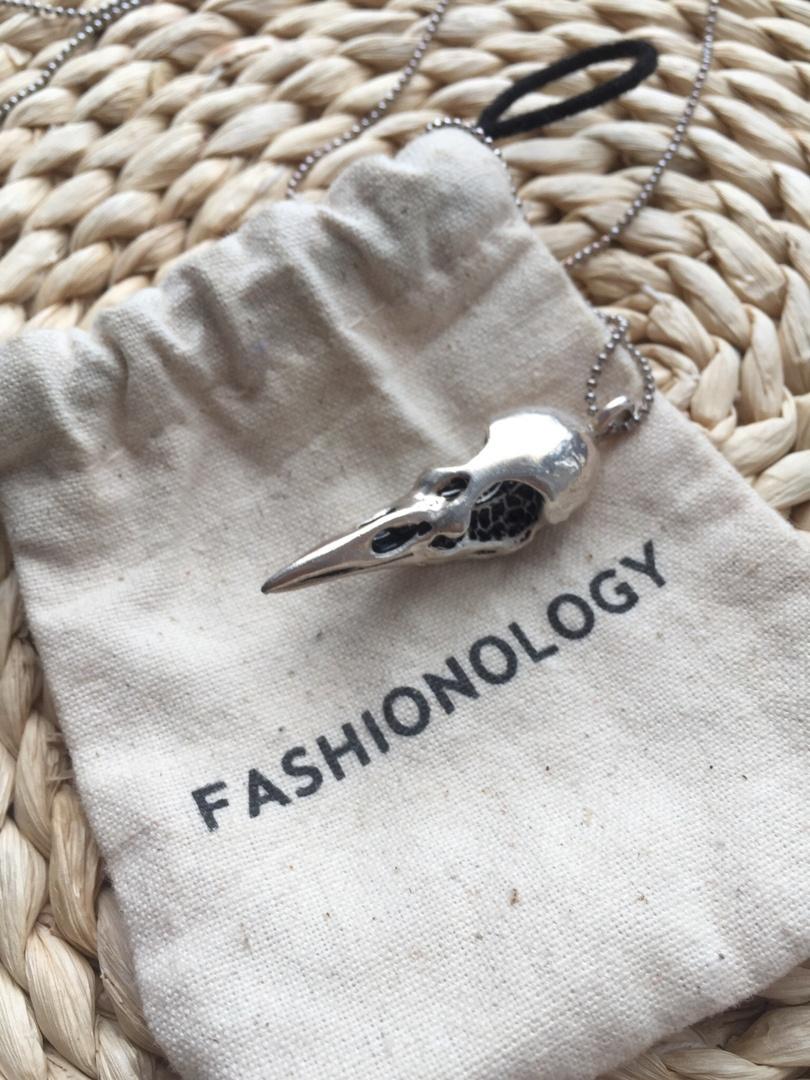 Подвеска из серебра Fashionology