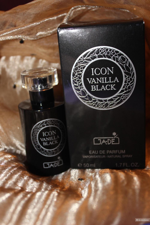 Eau de parfum ICON VANILLA BLACK, 40/50 ml