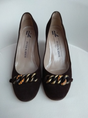Туфли PETER KAISER, на длину стопы 24 - 24,2