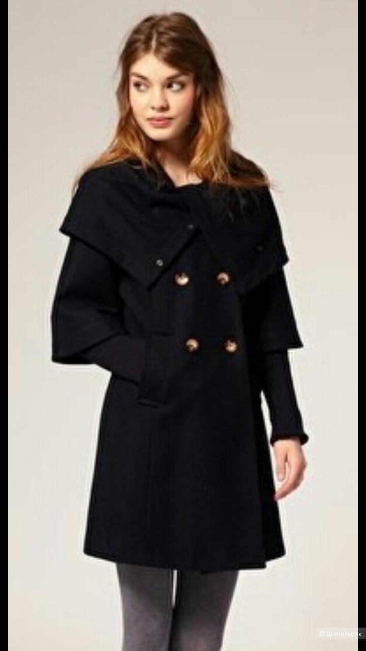 Пальто asos размер 10