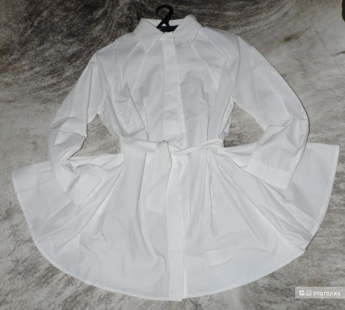 Рубашка-платье Dokky р. 46