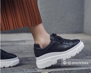 Кроссовки Indaco, 35 размера маломерят  (маркировка 36)