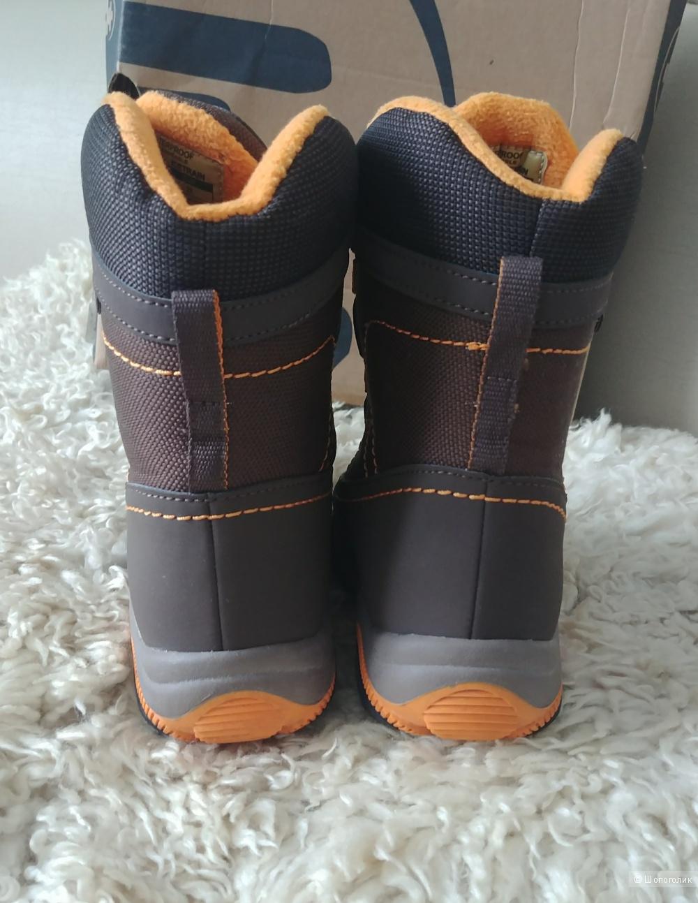 Ботинки (сапоги) детские зимние Kamik, размер 28