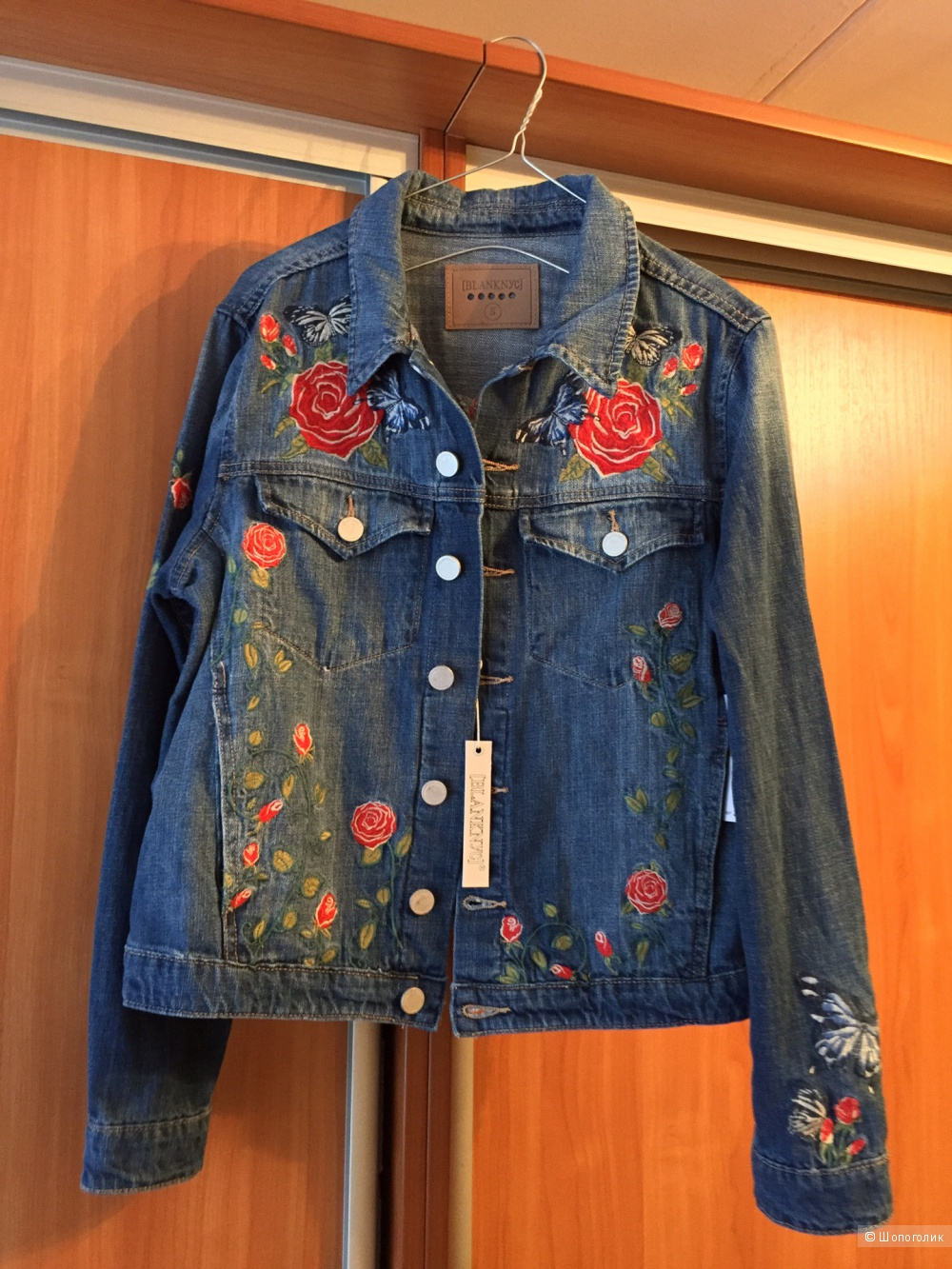 Джинсовая куртка BLANKNYC S-M