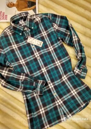 Рубашка Uniqlo 42-44-46