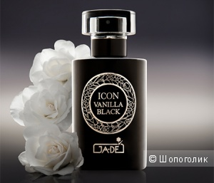 Eau de parfum ICON VANILLA BLACK, 40/50 ml
