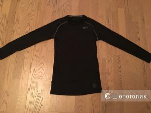 Nike Pro hyperwarm top, M