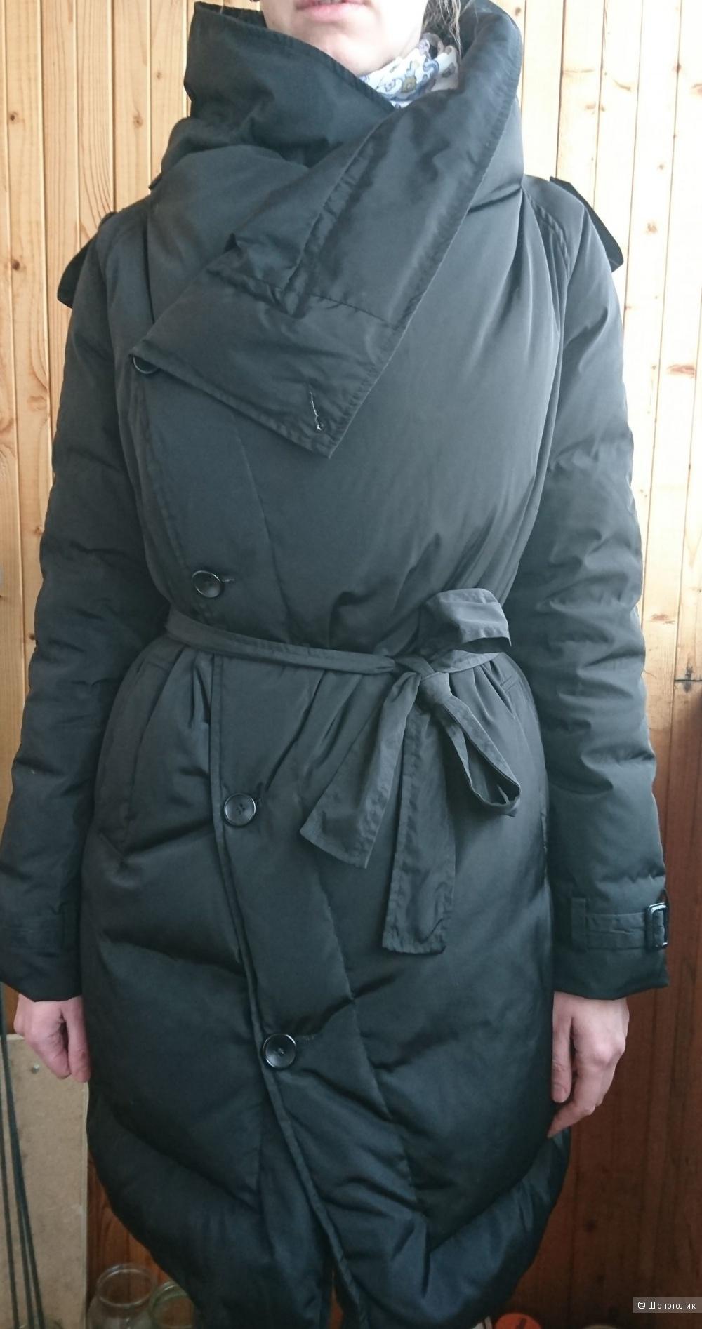 Пуховик-пальто SITI Selected, рамер 46