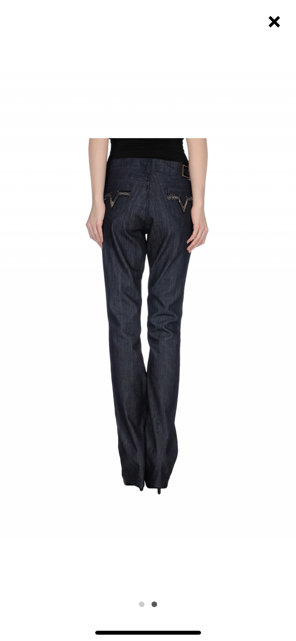 Джинсы Versace Jeans Coutture, размер 46IT