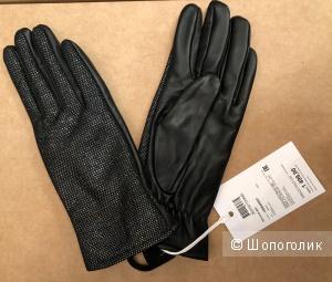 Кожаные перчатки Concept Club размер one size
