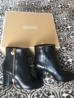 Кожаные ботинки Michael Kors  , 36,5 (US 6,5)