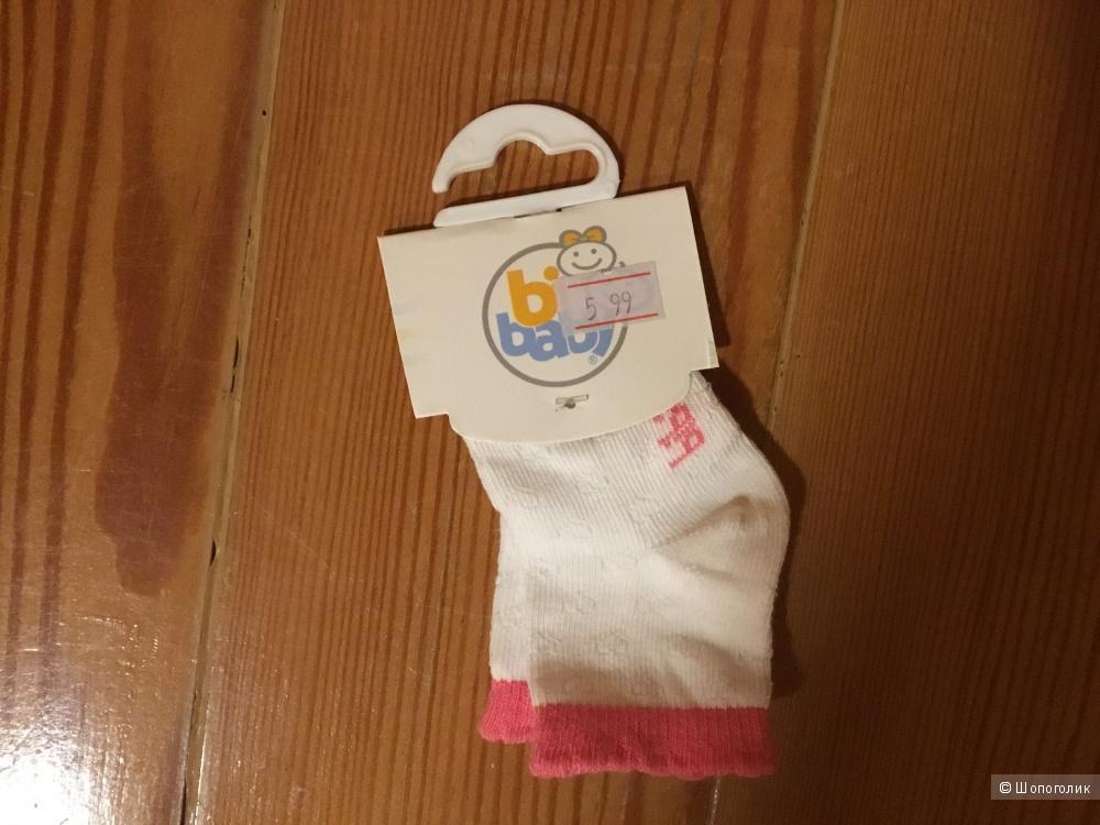 Носочки bi baby 0-3мес.