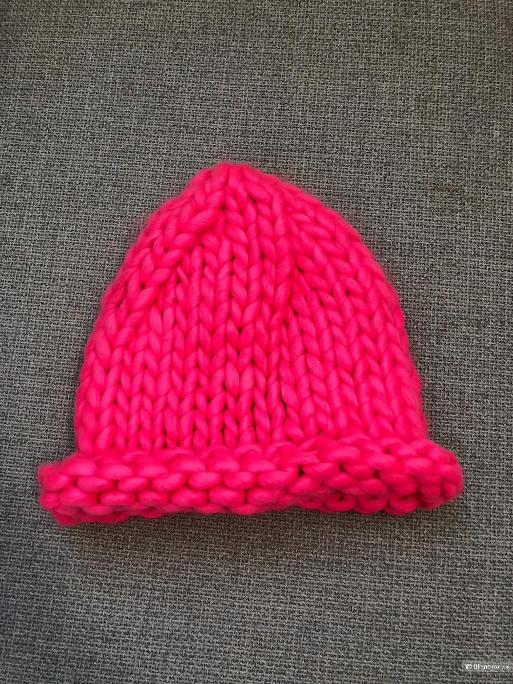 Шерстяная шапка Style track, one size