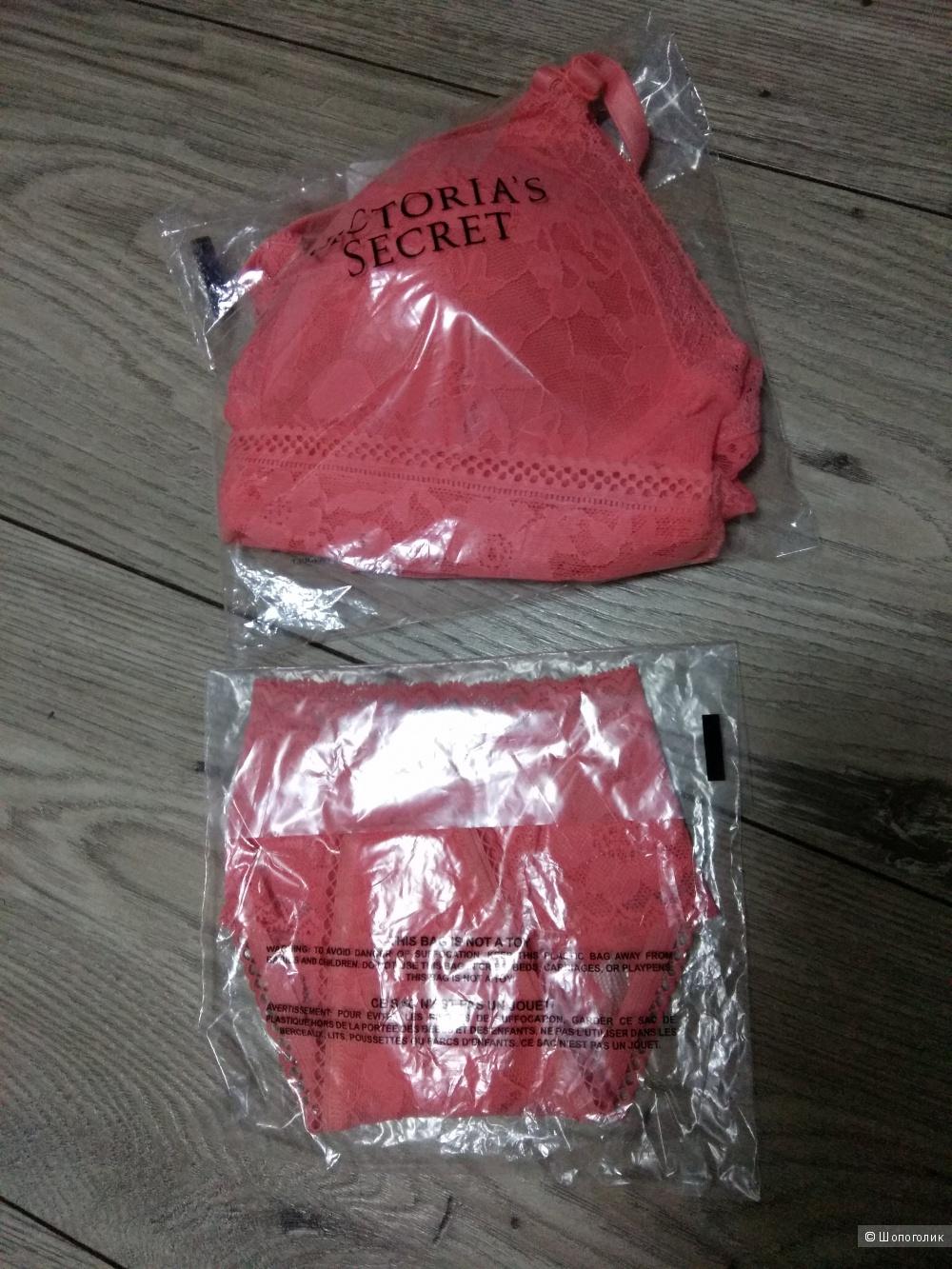 Victoria's Secret комплект нижнего белья, S
