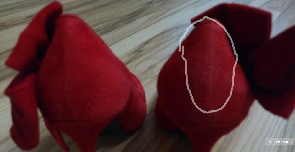 Туфли Giuseppe Zanotti 37 размер