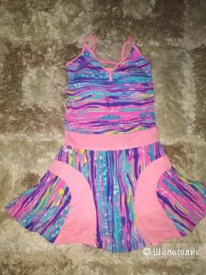 Платье для тенниса Garota Fit, размер М
