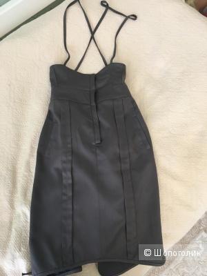 Юбка-корсет с брителями, Gloss, размер XS,S
