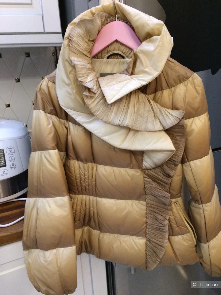 Куртка-пуховик Ermanno Scervino 38ит xs.