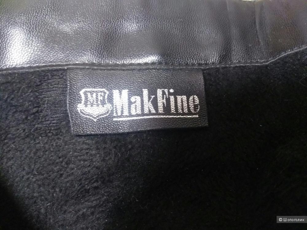 Полусапожки MAK FINE 35 размера.
