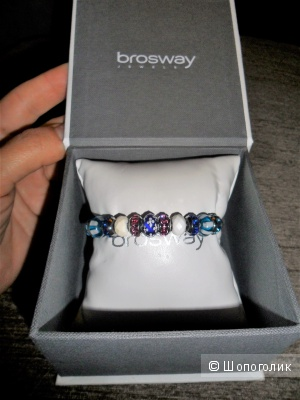 Браслет женский Brosway, one size.
