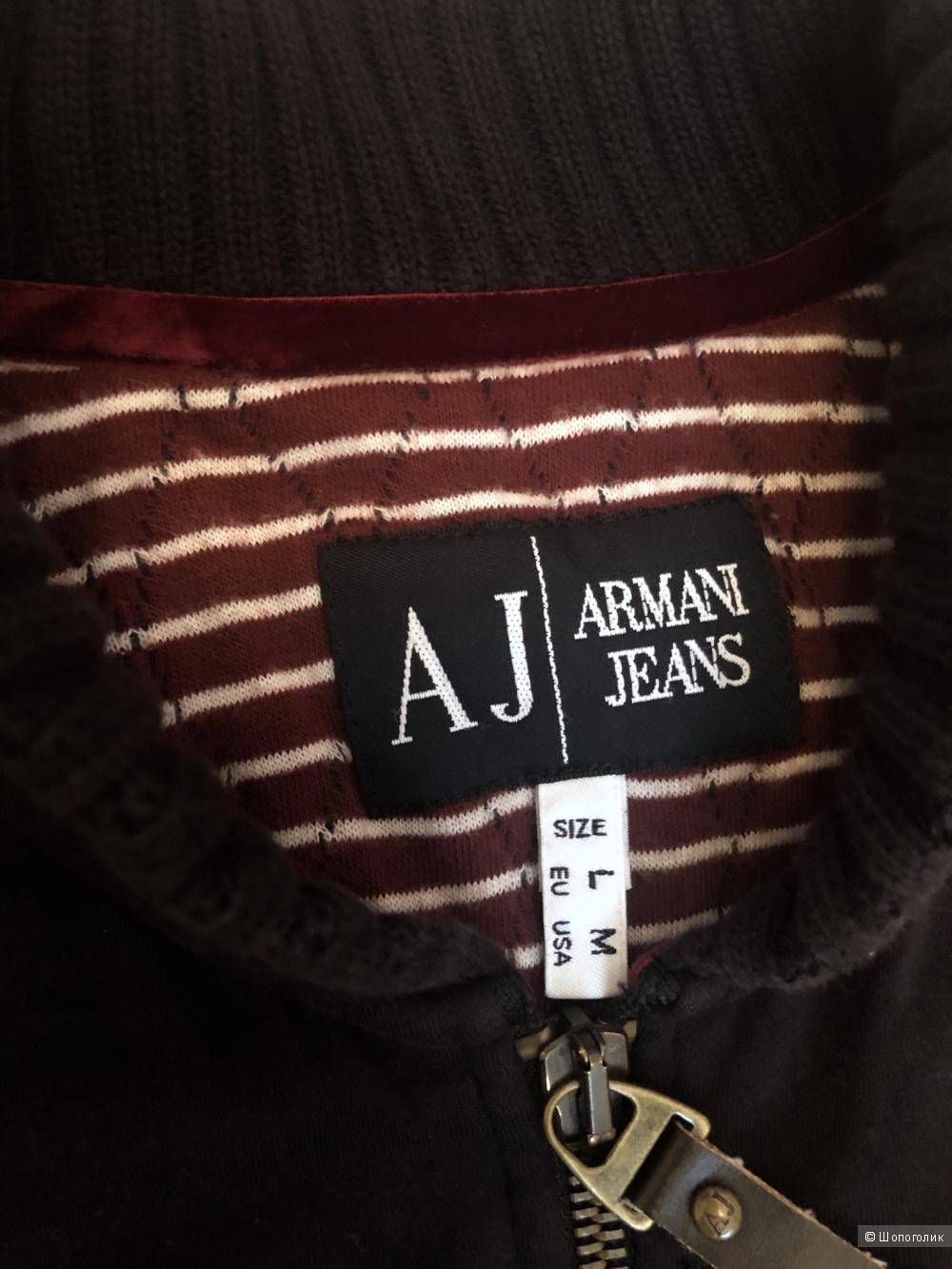 Толстовка Armani Jeans, размер М-L.