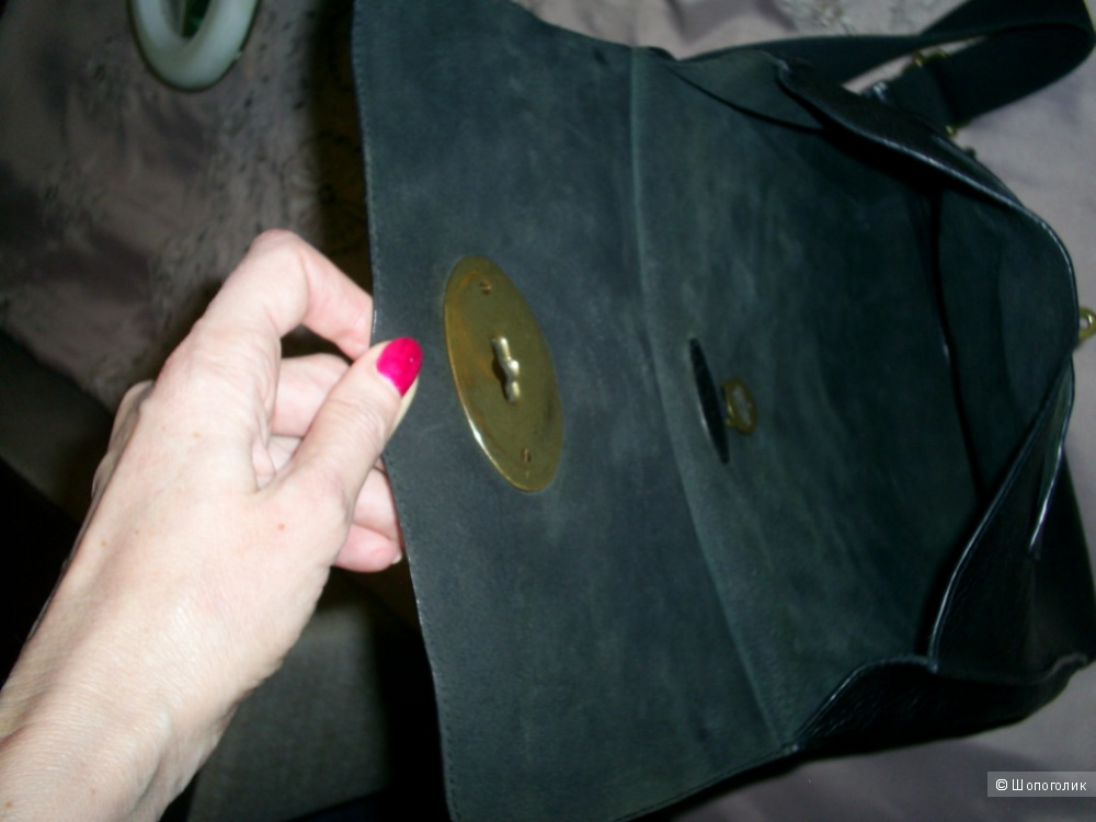 Сумка кроссбоди от Mulberry 28-31-7 см.