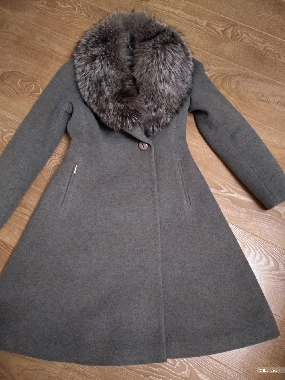 Пальто зимнее Dekka, размер 44-46